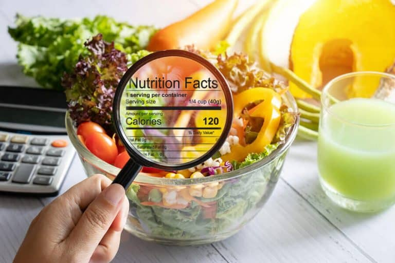Nutrition for Weight Management